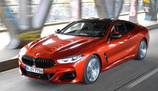 Prueba del BMW 850i