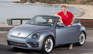 Prueba del Volkswagen Beetle Final Edition