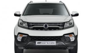 Renting SsangYong
