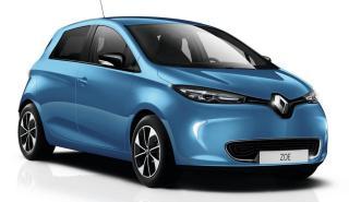 Precio Renault Zoe