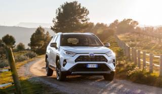 Toyota RAV4 Hybrid 2019 AWD