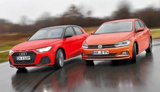 Volkswagen Polo vs Audi A1