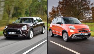 Fiat 500L vs Mini Clubman