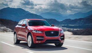 Nuevas Ediciones Limitadas del Jaguar F-PACE y del Range Rover Sport