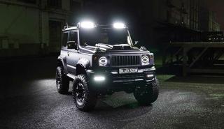 Suzuki Jimny Black Bison Edition