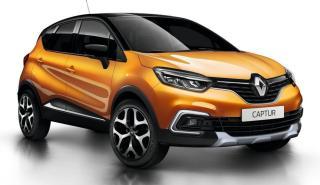 Renault Captur aceite