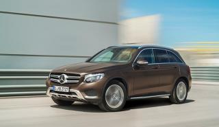 Mercedes GLC versión
