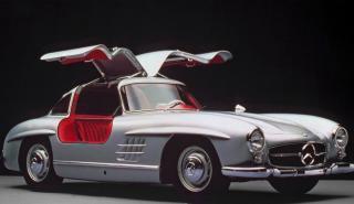 Mercedes SL historia