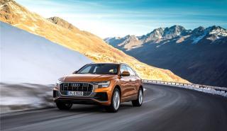 Audi presenta dos nuevos motores para el Q8