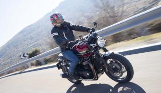 Prueba Triumph Speed Twin 2019