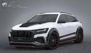 Audi Q8 by Lumma Design