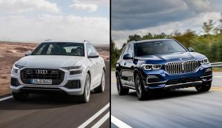 Audi Q8 vs BMW X5