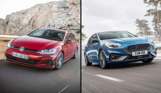 Ford Focus 2019 vs Volkswagen Golf GTI