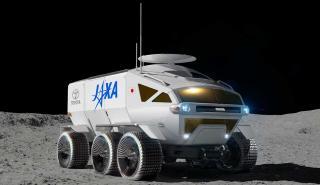 Vehículo lunar Toyota