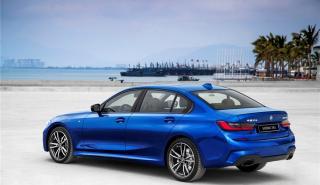 BMW Serie 3 de batalla larga