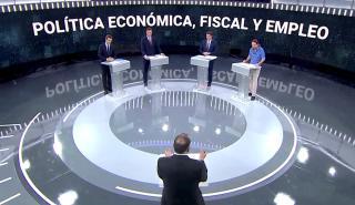 Debate de las Elecciones Generales 2019 en RTVE