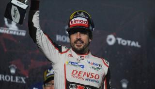 Fernando Alonso en el WEC