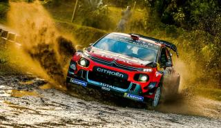 Lappi en el Rally de Argentina