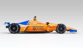 McLaren en las 500 Millas de Indianápolis 2019