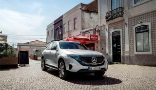 Mercedes EQC Edition 1886