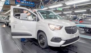 Producción Opel Combo