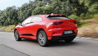 Prueba Jaguar I-Pace EV400 AWD