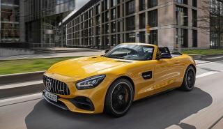 Prueba del Mercedes AMG GT 2019