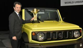 Suzuki Jimny World Urban Car 2019