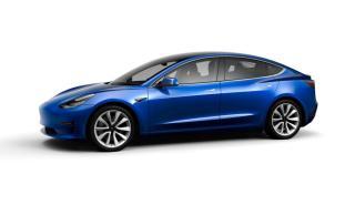 Tesla Model 3 Standard Battery Plus