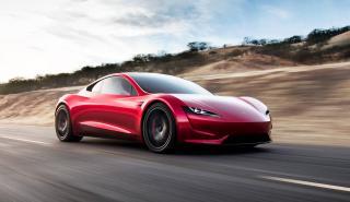 Tesla Roadster aceleración