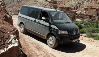 VW Multivan segunda mano