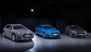 Audi A4 S4 Avant Allroad 2018