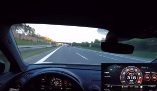 Audi RS 3 Sportback 600 CV