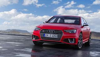 Audi S4 TDI 2019