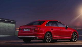 Audi S4 TDI trasera