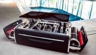 baúl para champán de Rolls-Royce