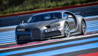 Bugatti Chiron Paul Ricard