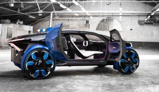 prototipo 100 años centenario futuro autonomo electrico concept