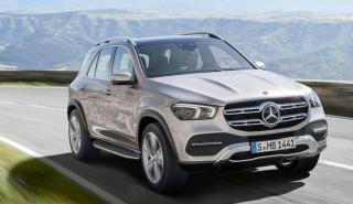 Extras llamativos del Mercedes GLE 2019