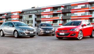 Historia Opel Astra