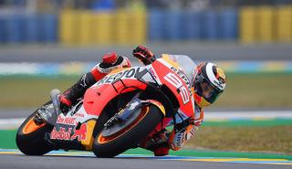 curva circuito Honda GP Francia