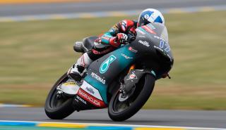 circuito carrera moto