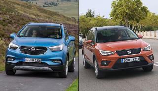 Opel Mokka X vs Seat Arona