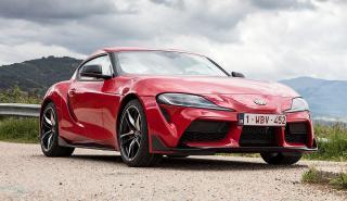 Prueba del Toyota Supra 2019