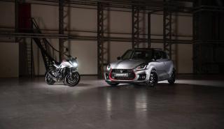 Suzuki Swift Sport Katana: