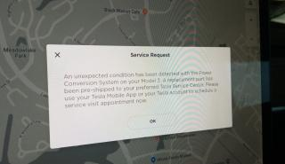 Los Tesla avisarán ellos mismos de sus averías