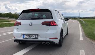 Volkswagen Golf R HGP-Turbo