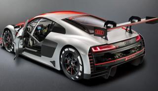 Audi podría lanzar un R8 creado para el circuito, con propulsión trasera y aires GT3