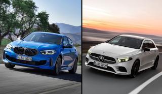 BMW Serie 1 2019 vs Mercedes Clase A