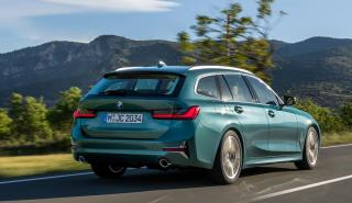 BMW Serie 3 Touring 2019 trasera